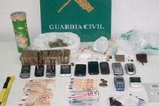 Detenidas 15 personas de una red de tráfico de cocaína