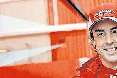 Alonso se guarda un motor en la manga