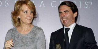 """Aznar insiste: """"España no va bien, y la educación tampoco"""""""