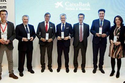 """El grupo balear Palladium, por el Only You Atocha, gana el premio Hotels & Tourism de CaixaBank al """"Mejor establecimiento hotelero"""""""