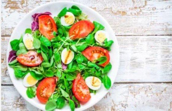 3 ensaladas light fáciles de preparar