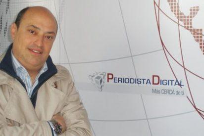 """Eric Frattini: """"Los medios de comunicación maltratan a sus propios corresponsales"""""""