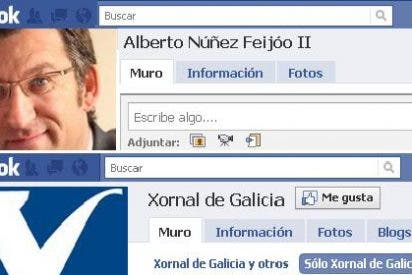 El Xornal pretende competir con Feijoo a través de Facebook