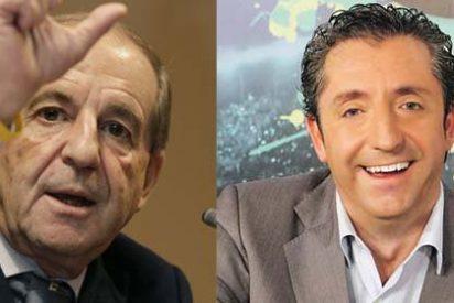 José María García la lía en un acto al llamar 'porquería' a Punto Pelota