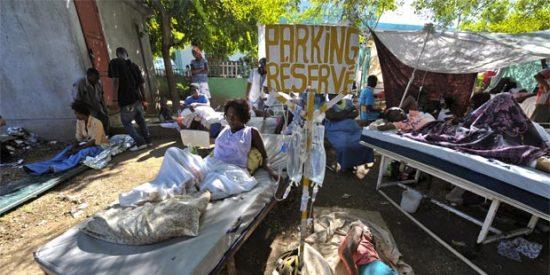 UNICEF moviliza ayuda de emergencia ante la tormenta tropical y el brote de cólera en Haití