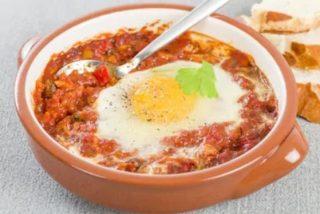 Huevos a la flamenca fáciles
