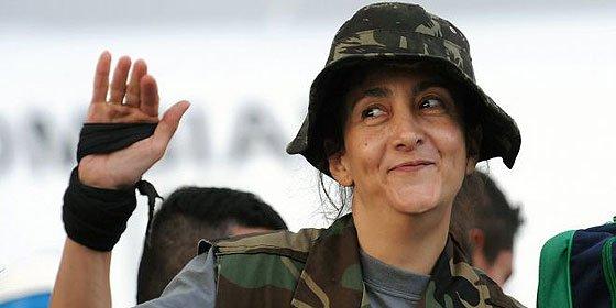 """Ingrid Betancourt sostiene que las FARC están """"agotadas"""""""