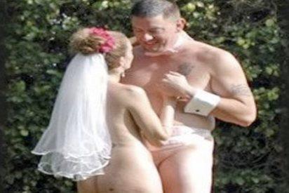 Las bodas nudistas, una moda que gana adeptos en China