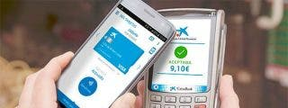CaixaBank multiplica por ocho las operaciones de pago móvil en un año y alcanza los 885 millones de euros de facturación en compras