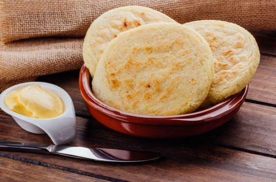 Receta de pan sin levadura