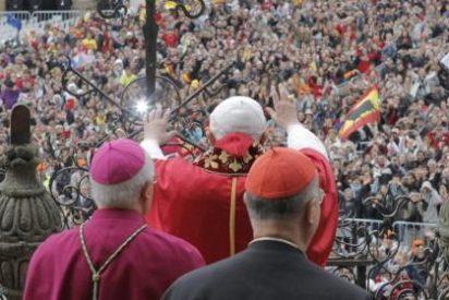 El Papa ya es un peregrino más