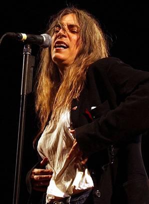 Patty Smith ofrecerá un recital en la Casa América de Madrid