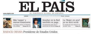 """Penalistas opinan que la Fiscalía debería actuar penalmente contra El País por """"calumnias graves"""" al reproducir comentarios anónimos de la Red"""