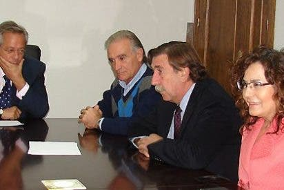El PP se compromete ante Fepemta a defender que Talavera sea nodo logístico con plataforma logística intermodal