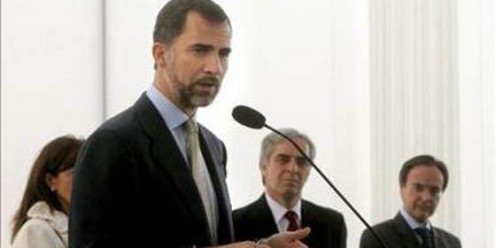 Los Príncipes de Asturias respaldan la labor de los empresarios españoles en Perú