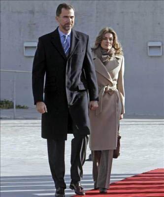 Los Príncipes de Asturias emprenden viaje a Perú para una visita oficial