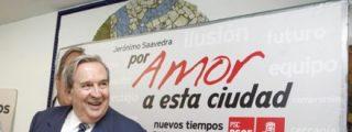 Saavedra 'subvenciona' sus mítines