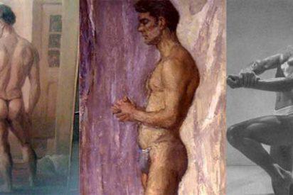 Sean Connery y su desnudo más artístico