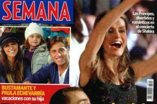 La princesa Letizia, muy rockera al son de Shakira