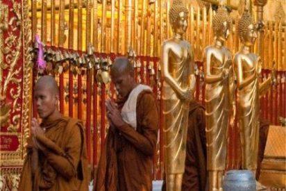 Hallan 348 fetos de abortos ilegales en un templo budista de Tailandia