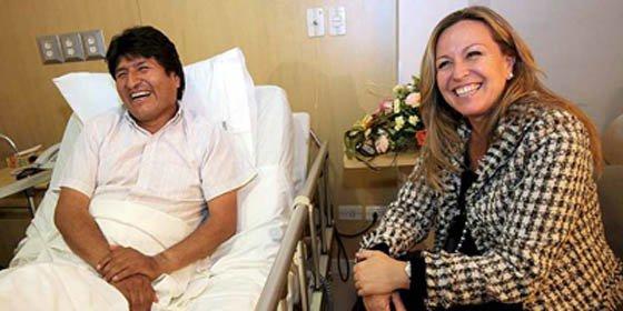 España financiará programas sociales en Bolivia