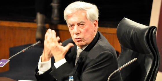 """Mario Vargas Llosa: """"A mí me encontrará la muerte con la pluma en la mano"""""""