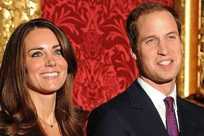 Guillermo y Kate, aliviados al compartir la noticia