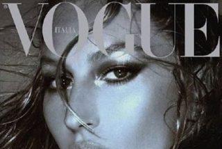 Gisèle Bündchen se queda en 'topless' para Vogue