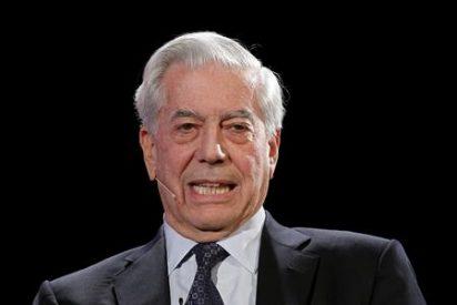 Público no le perdona a Vargas Llosa su discurso en la entrega del Nobel por criticar a la izquierda