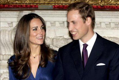 Kate Middleton se maquilló a sí misma en las fotos del compromiso