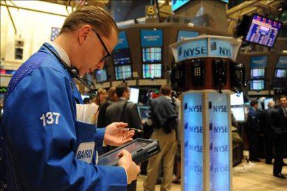 Wall Street cierra con un descenso del 0,42 por ciento en el Dow Jones de Industriales