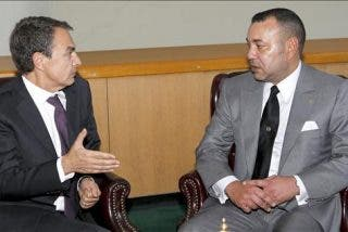 Los saharauis recelan de ZP