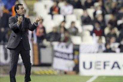 El Valencia busca el primer puesto del grupo en un escenario poco propicio