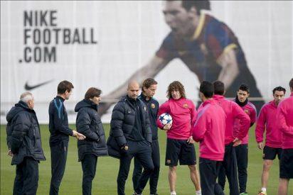 El Barça, ya en octavos, busca victoria ante rival al que nunca ha ganado