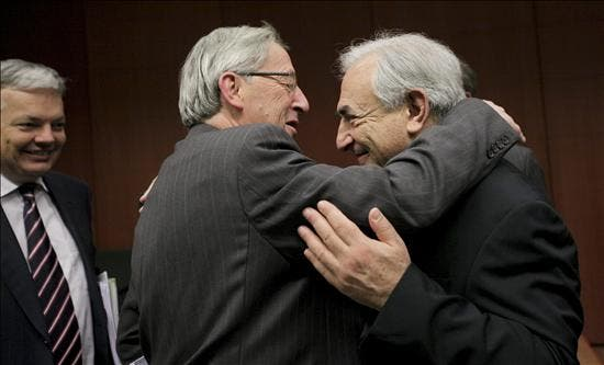 """El Eurogrupo, """"impresionado"""" por las medidas de austeridad tomadas por España"""