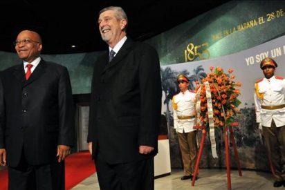 Raúl Castro se reúne en La Habana con el presidente de Sudáfrica, Jacob Zuma