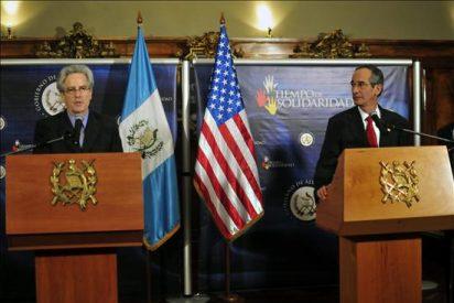 EE.UU. descarta presencia militar en Centroamérica para combatir el narcotráfico