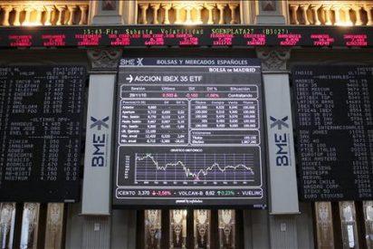La bolsa española sube el 0,35 por ciento y recupera el nivel de los 9.900 puntos