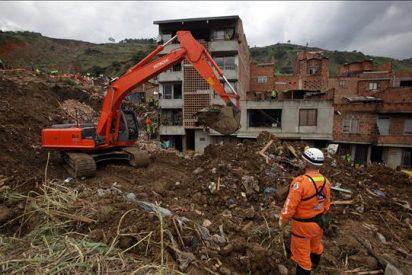 Sube a 206 la cifra de muertos y 246 la de heridos por las lluvias en Colombia