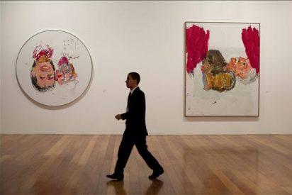La primera exposición latinoamericana de Georg Baselitz abre en Sao Paulo