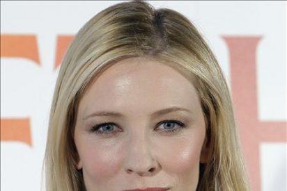 "Cate Blanchett estará en las dos películas de ""The Hobbit"""