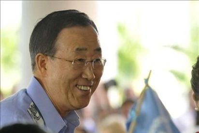 """Ban cree que Cancún puede dar progresos """"tangibles"""", pero pide más esfuerzos"""
