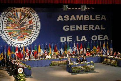 La OEA aprueba una resolución descafeinada sobre el conflicto entre C.Rica y Nicaragua
