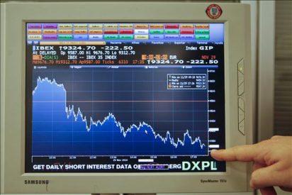 La Bolsa española abre a la baja y el ÍBEX cae el 0,63 por ciento