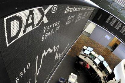 El Dax 30 de Fráncfort baja un 0,30 por ciento en la apertura