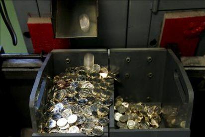 El euro baja en la apertura a 1,3216 dólares en Fráncfort