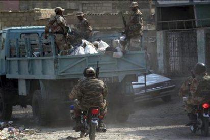 15 muertos en un atentado suicida en un mercado del noroeste de Pakistán