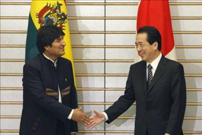Japón otorgará nuevos créditos a Bolivia por primera vez desde 2006