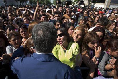 Los familiares de los presos muertos en un incendio protagonizan disturbios