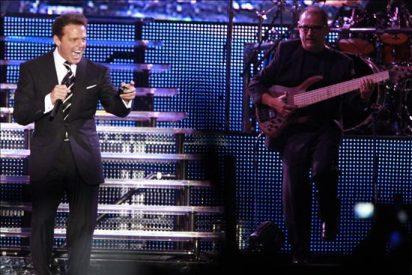 Luis Miguel concluye su gira latinoamericana con un concierto en Bolivia